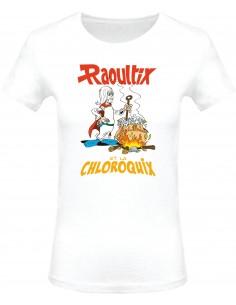 T-Shirt femme - Raoultix