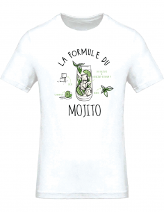 T-shirt homme - Formule Mojito
