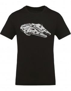 T-shirt homme - Faucon...